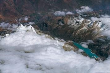 Nevados Hunadoy mit Laguna Paron 6