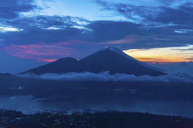 mount batur sunrise 1