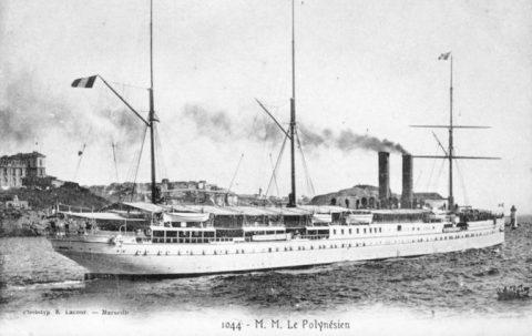 Die Le-Polynesien einst