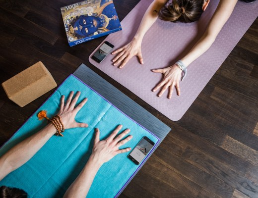 Asana Rebel Yoga App Yoga unterwegs
