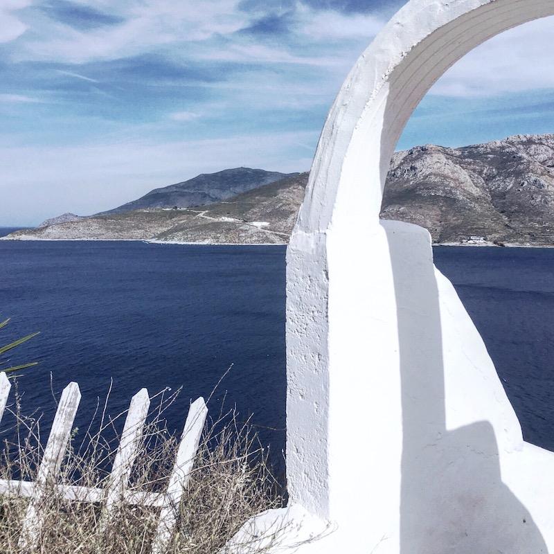 Insel Tilos Greece