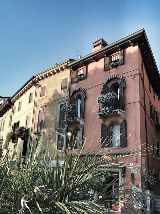 Fassaden Verona