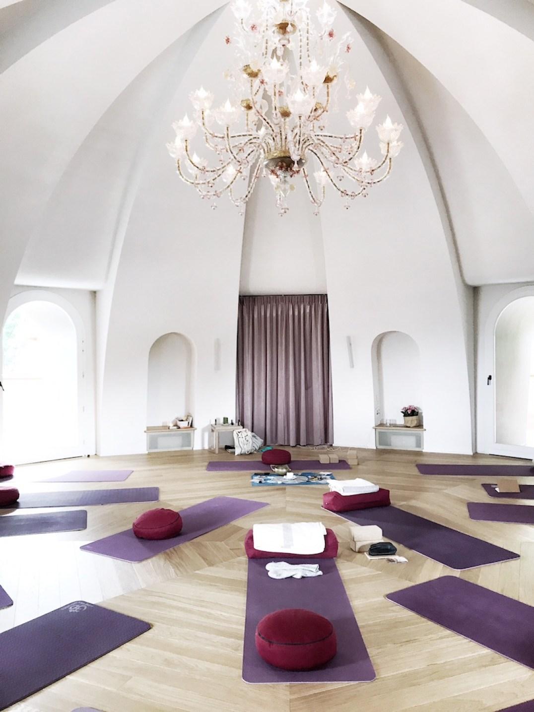 Yogatempel Mandali Retreat