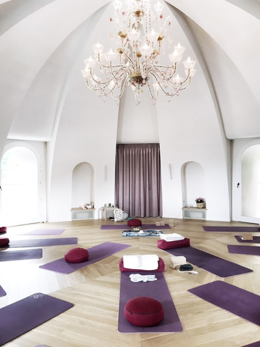 Yogatempel Mandali Retreat