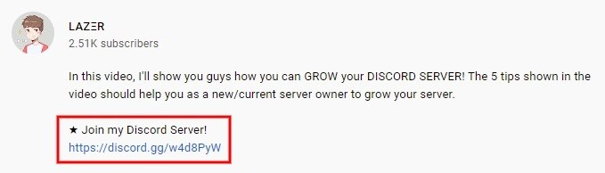 How to get more members on Discord