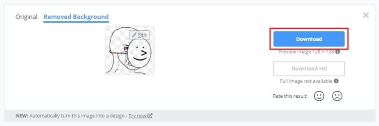Discord emojis transparent maker