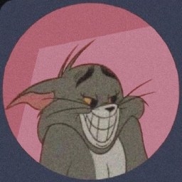 Aesthetic Tom from Tom and Jerry