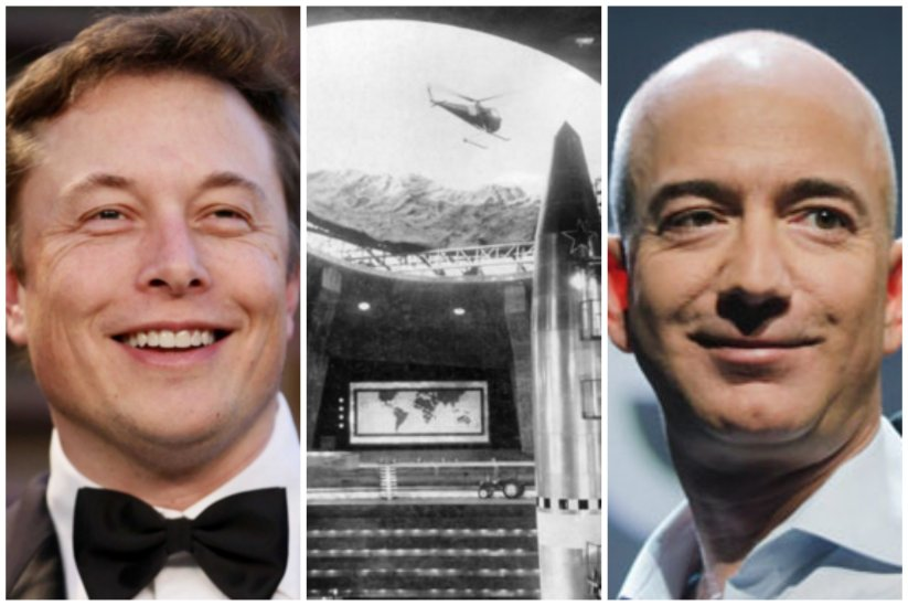 SpaceX CEO, Elon Musk, Congratulates Jeff Bezos For Achieving VTOL On Their Booster