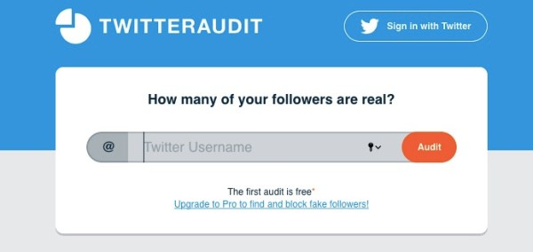 find and block fake followers