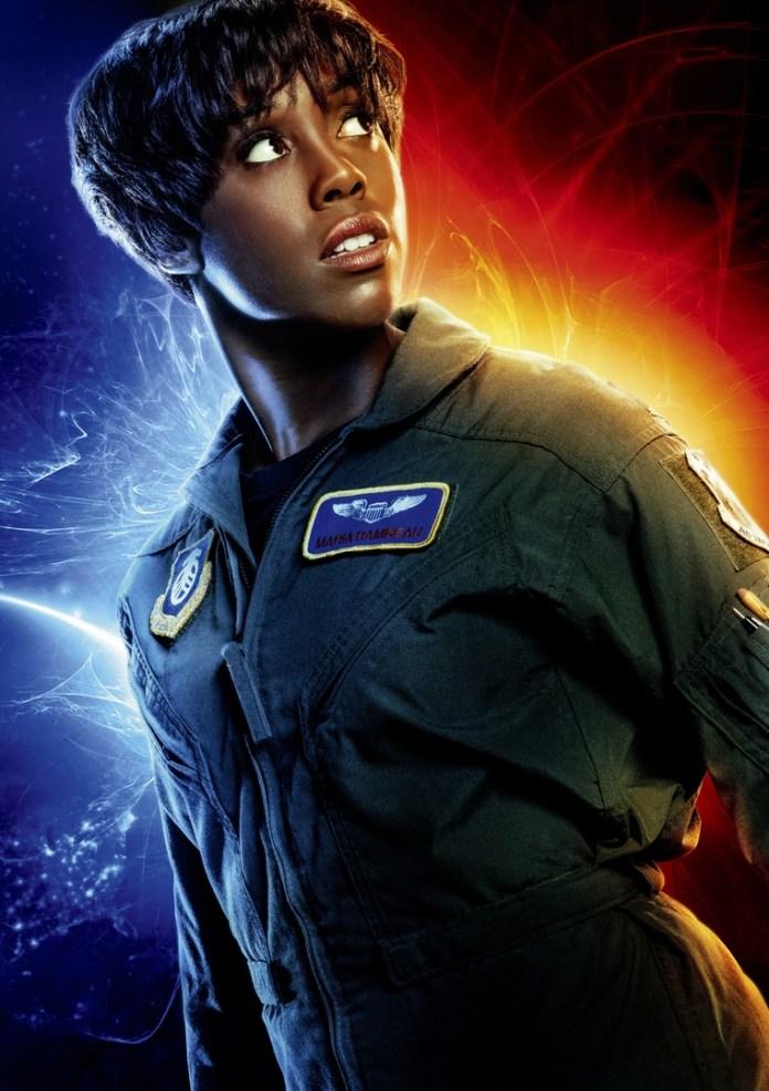 Image result for lashana lynch captain marvel