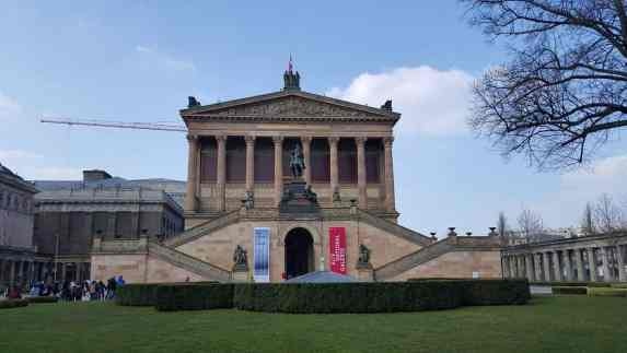 Berlin museums
