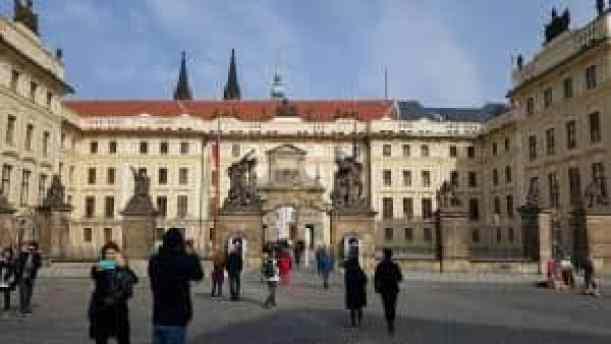 Prague gates