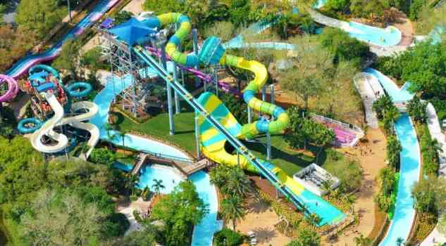 5 Adventure Island Water Slides To Enjoy With Your Sweetheart | Adventure Island Tampa | Things To Do In Tampa Florida | Follow Me Away Travel Blog