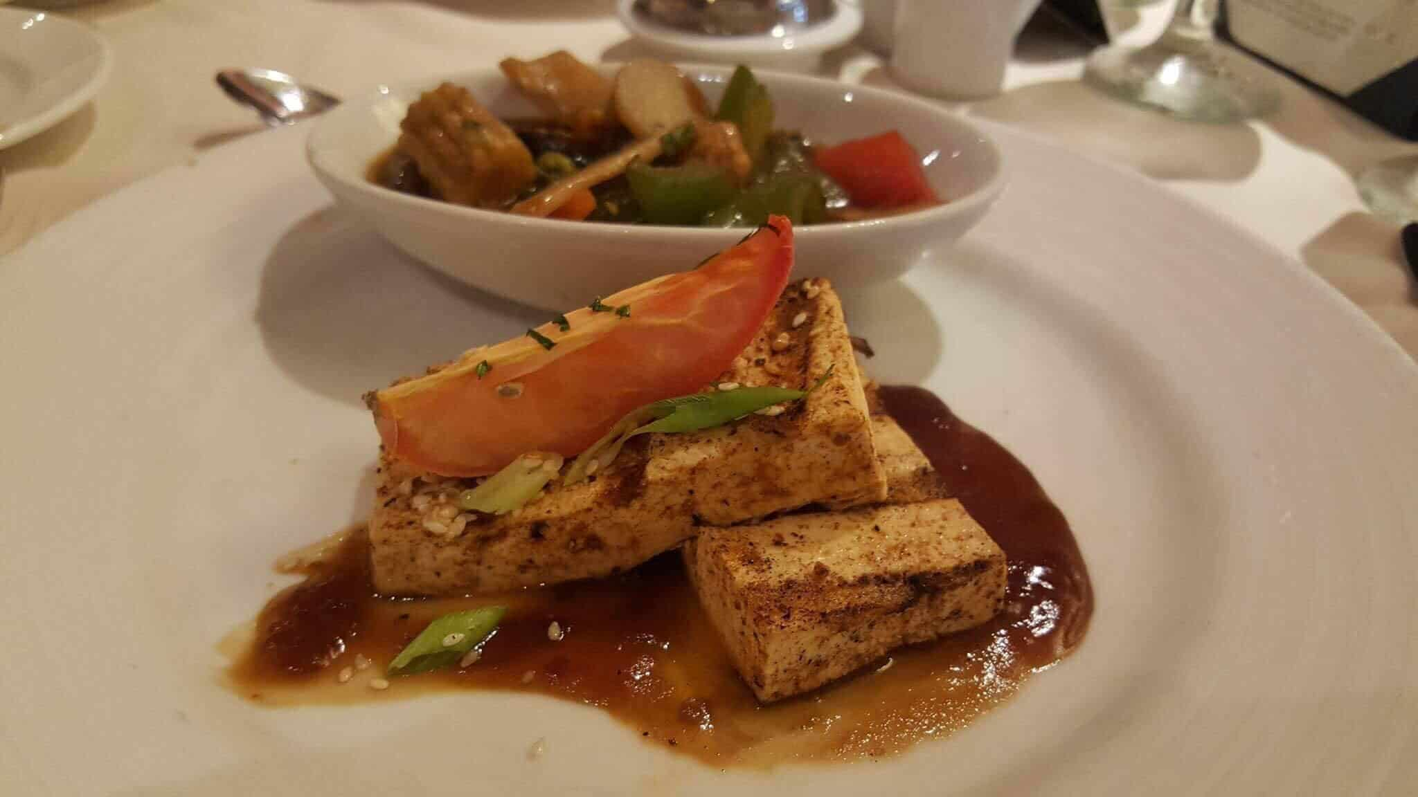 What It's Like Eating Vegetarian On A Carnival Cruise