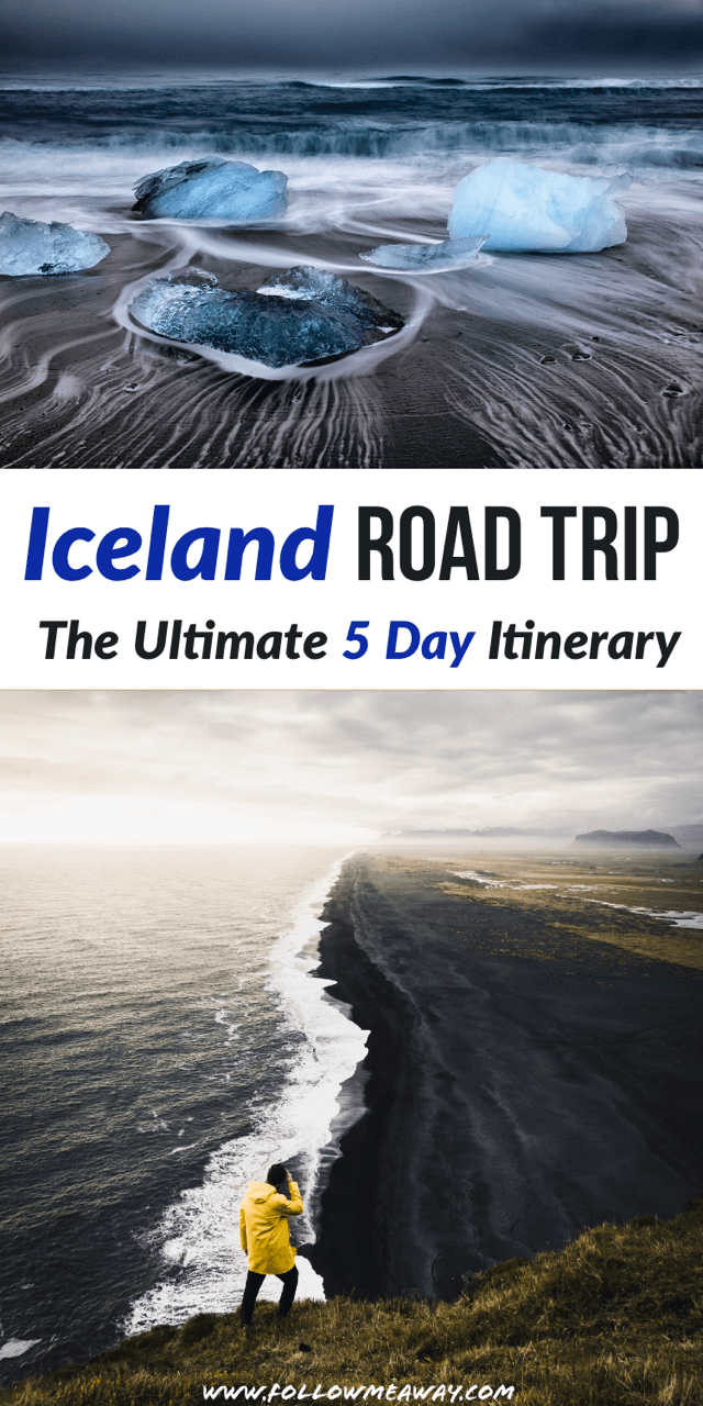 The Ultimate 5 Day Iceland Road Trip Itinerary | Icelandic Road Trip Route | Iceland Travel Tips | How To Take A Road Trip In Iceland | 5 day Iceland itinerary | #iceland #roadtrip #icelandtravel