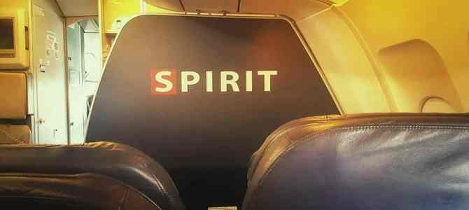 What It's Really Like Flying Spirit Airlines From TPA To BWI