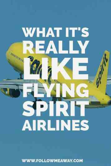 Rent A Wreck Near Me >> What It's Really Like Flying Spirit Airlines From TPA To BWI - Follow Me Away