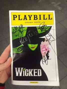 5 Things To Know Before Seeing Wicked On Broadway | Wicked The Musical On Broadway | Wicked The Musical FAQ | Wicked The Musical On Tour | Follow Me Away Travel Blog