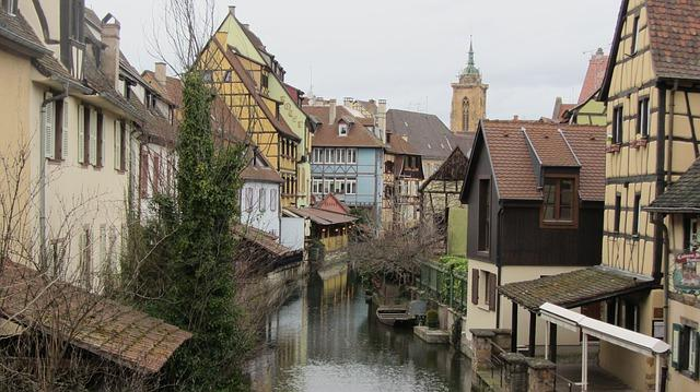 6 fairytale villages in europe you must see follow me away Colmar beauty and the beast