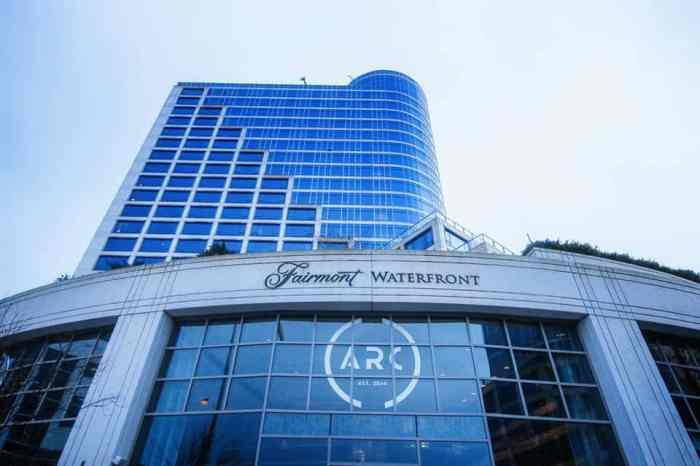 Where To Stay In Vancouver: Fairmont Waterfront Vancouver | Best Hotels In Vancouver | Where To Stay In Vancouver | Vancouver Hotels