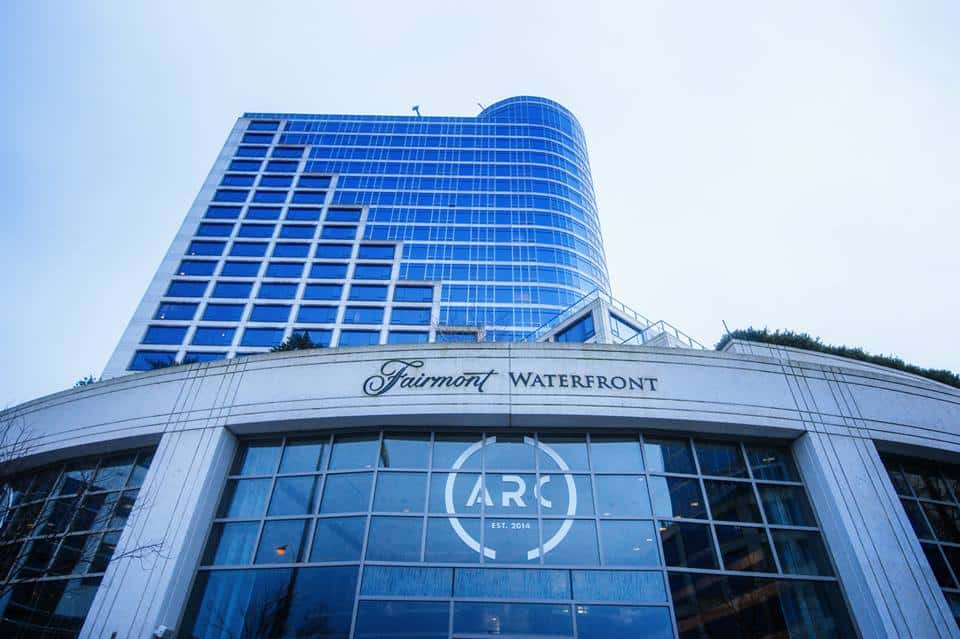 Where To Stay In Vancouver Fairmont Waterfront Vancouver