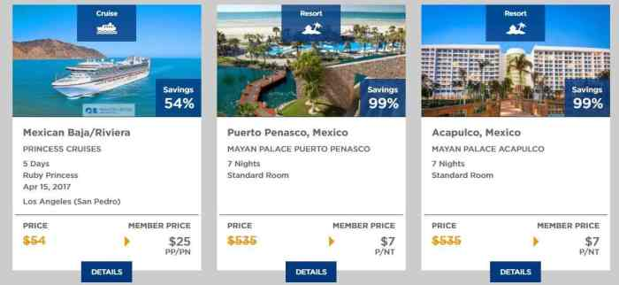"""5 Reasons To Choose Sears Vacations """"Premium Membership"""" For Deeply Discounted Travel 