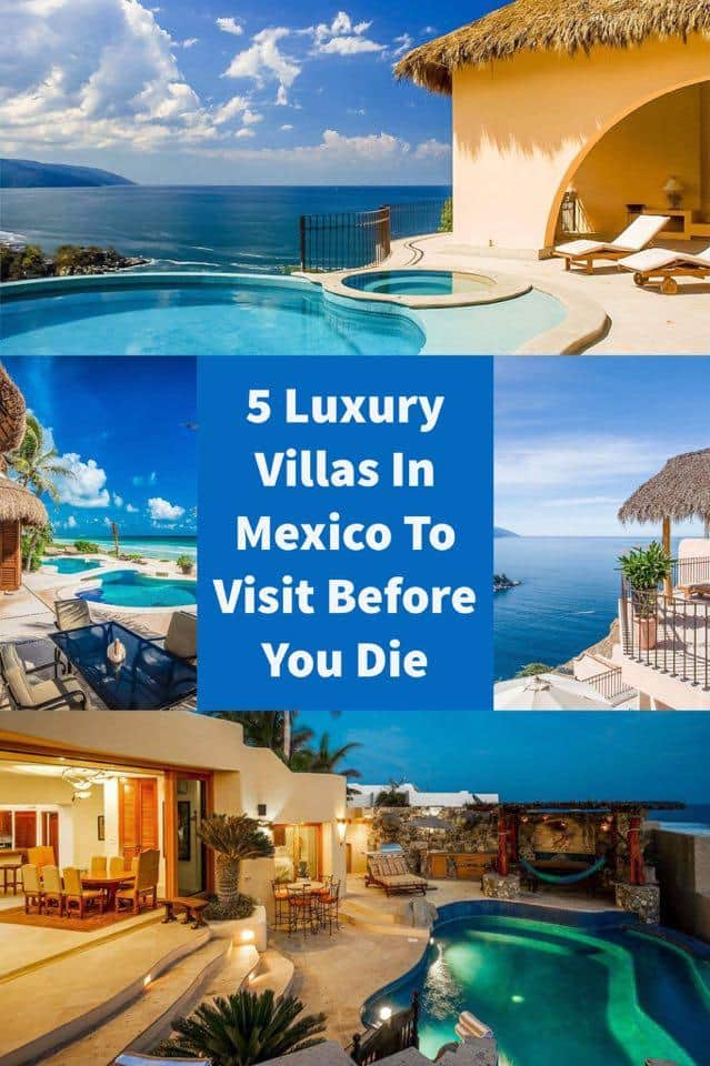 5 Luxury Villas In Mexico To Stay At Before You Die | Best Resorts In Mexico | Top All Inclusive Resorts In Mexico | Luxury Hotels In Mexico | Luxury honeymoon destinations in Mexico | best resorts in Mexico