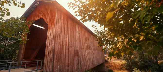 5 Things To Know About Covered Bridges In Oregon
