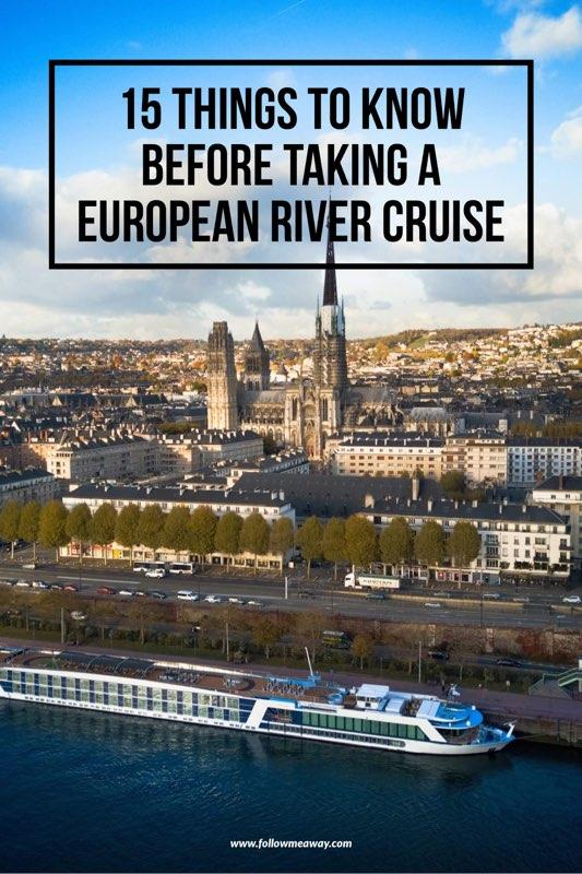 Things To Know Before Taking A River Cruise In France Follow - France river cruise