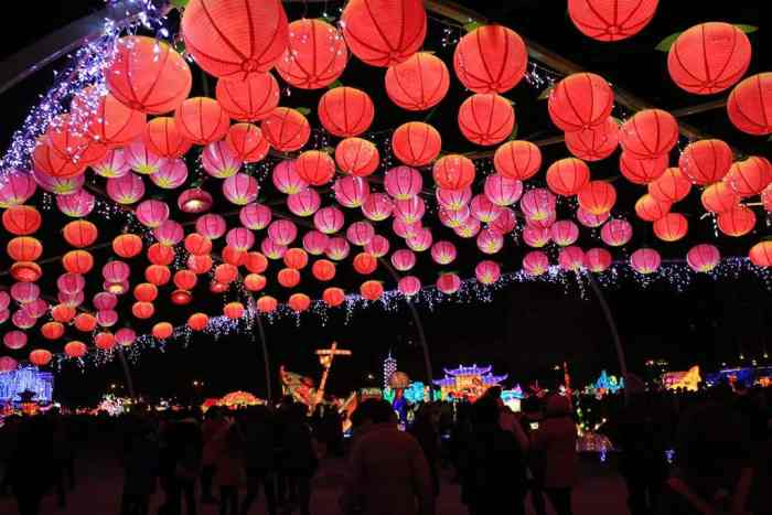 5 Things To Know About The Taiwan Lantern Festival 2018