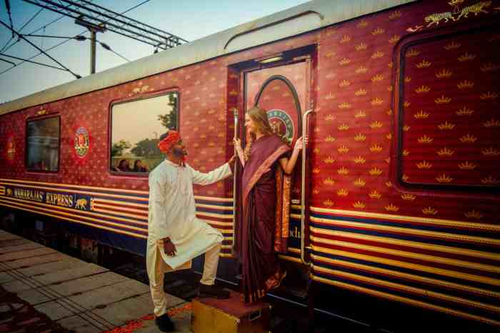 15 Things To Know Before Taking The Maharaja Express Train | Maharajas' Express Train In India