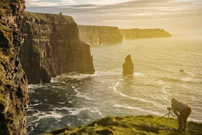 add extra memory cards to you ireland packing list