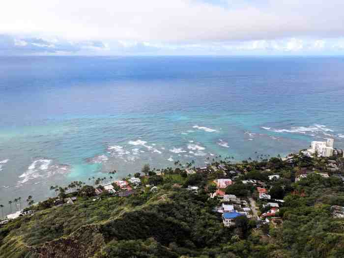 5 Best Hikes In Oahu For All Skill Levels Diamond Head View