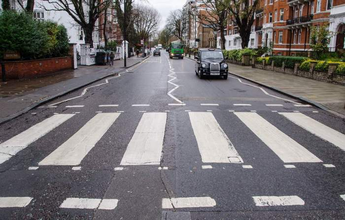 Abbey Road is one of the best things to do in London