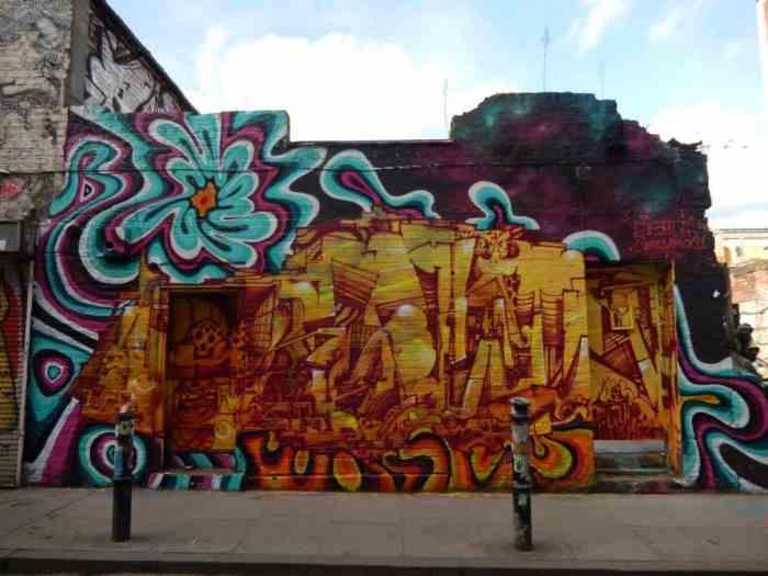 visit Brick Lane during your trip to London