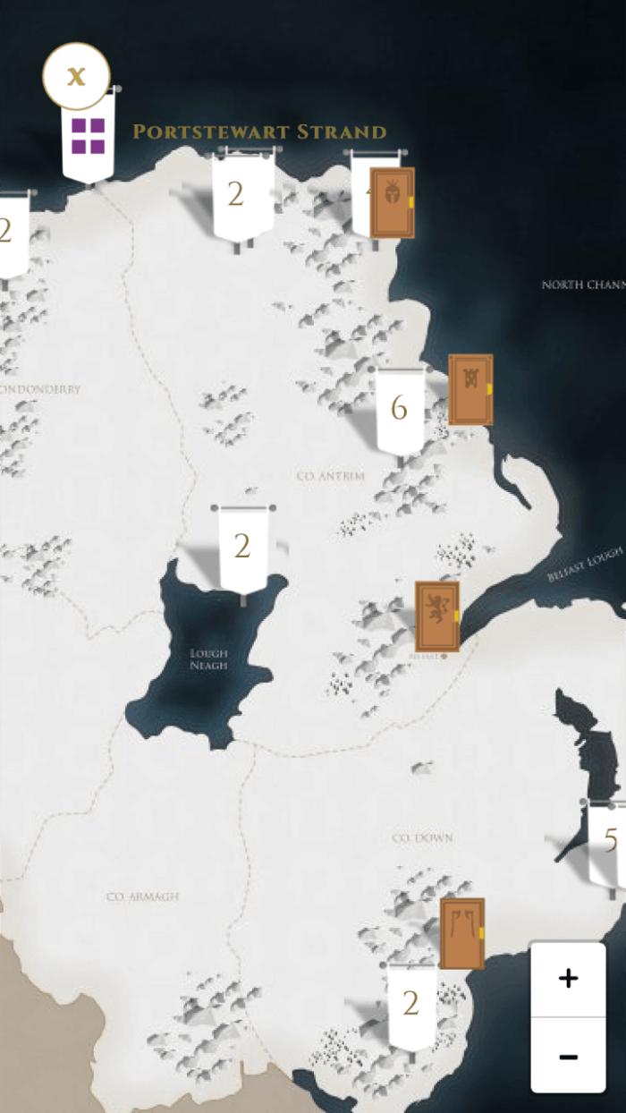 the doors of thrones app map