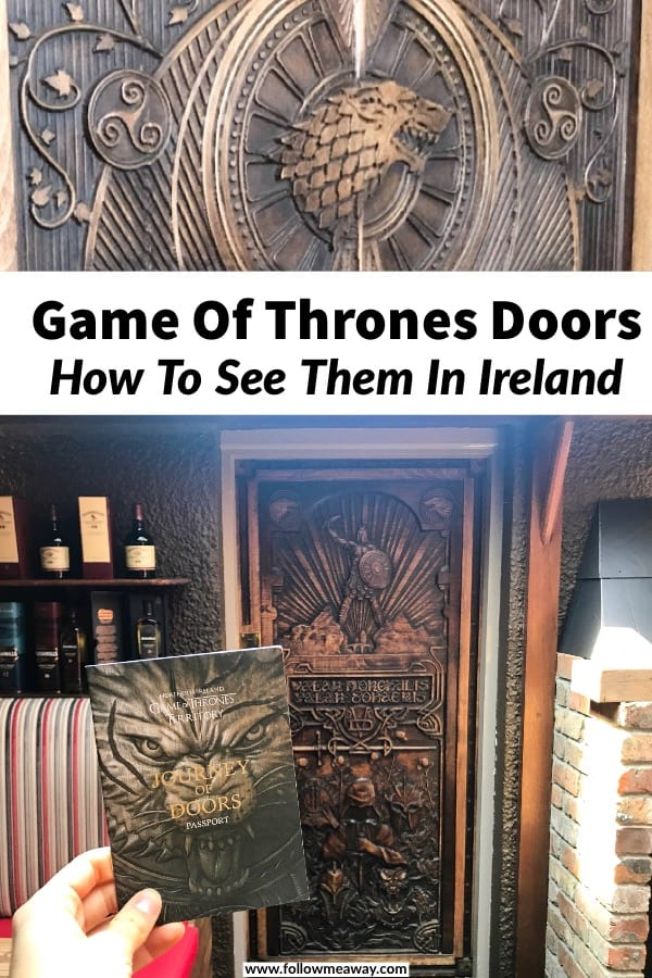 How To See The Game of Thrones doors in Northern Ireland | Game Of Thrones Travel In Northern Ireland  | game of thrones filming locations in ireland | game of thrones ireland travel tips #gameofthrones #ireland #northernireland