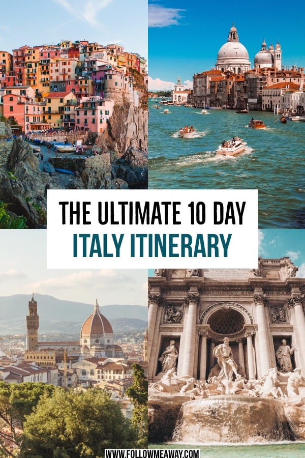 Hands Down, This Is The Only 10 Days In Italy Itinerary You