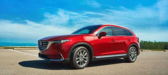 Weekend Getaway To Lake Erie: Mazda CX-9 Review