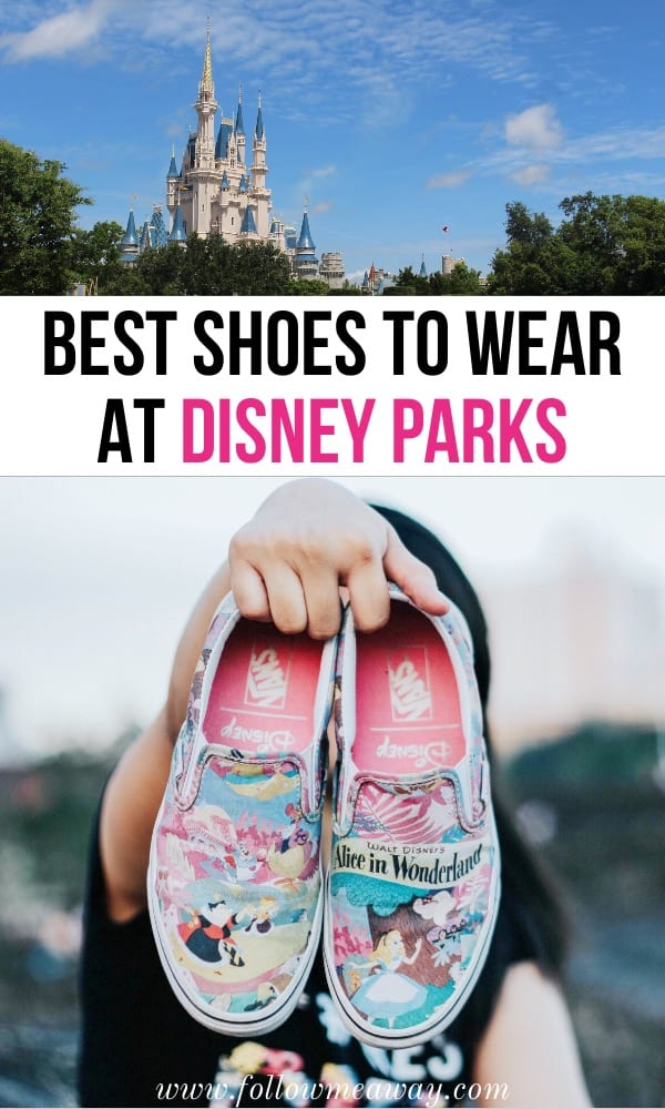 Best Shoes For Disney For Women And Men | disney packing list | what to wear to disney | what to pack for disney on your first trip | what shoes to pack for disney parks | disney parks packing list | walt disney world packing list and top shoes to wear to disney #disney #florida