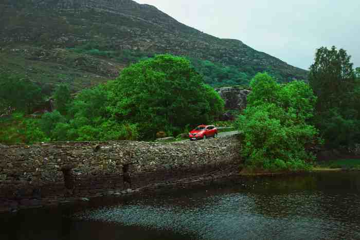 Driving On The Emerald Isle: Europcar Ireland Review