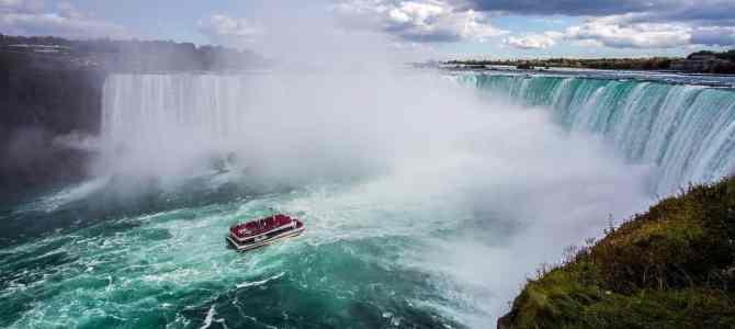 7 Tips For Visiting Niagara Falls Canada As An American