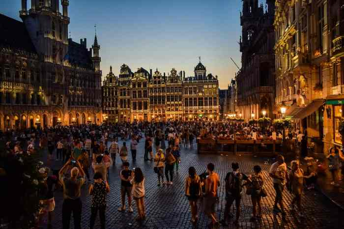 brussels is one of the Best Day Trips From Paris