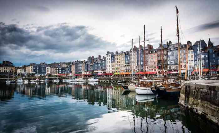 Visiting Honfleur in France is Best Day Trips From Paris