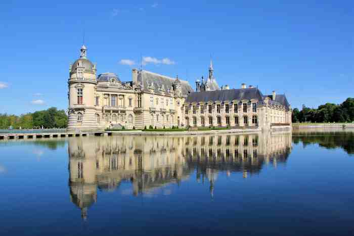 Chantilly is one of the Best Day Trips From Paris