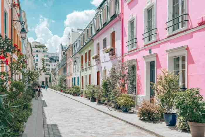 Best Instagram places in Paris | Paris photography spots