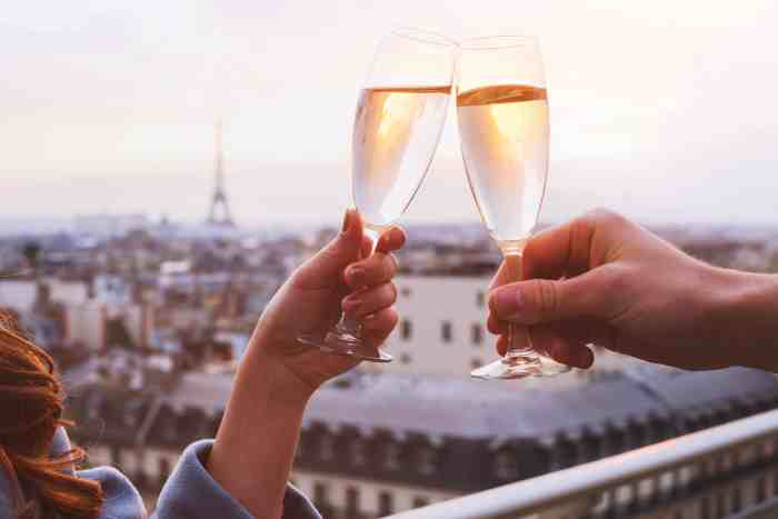 Paris is one of the most romantic cities in Europe
