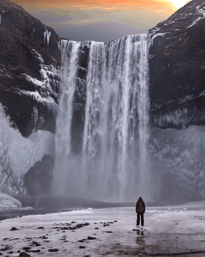 What To Wear In Iceland In Winter for men