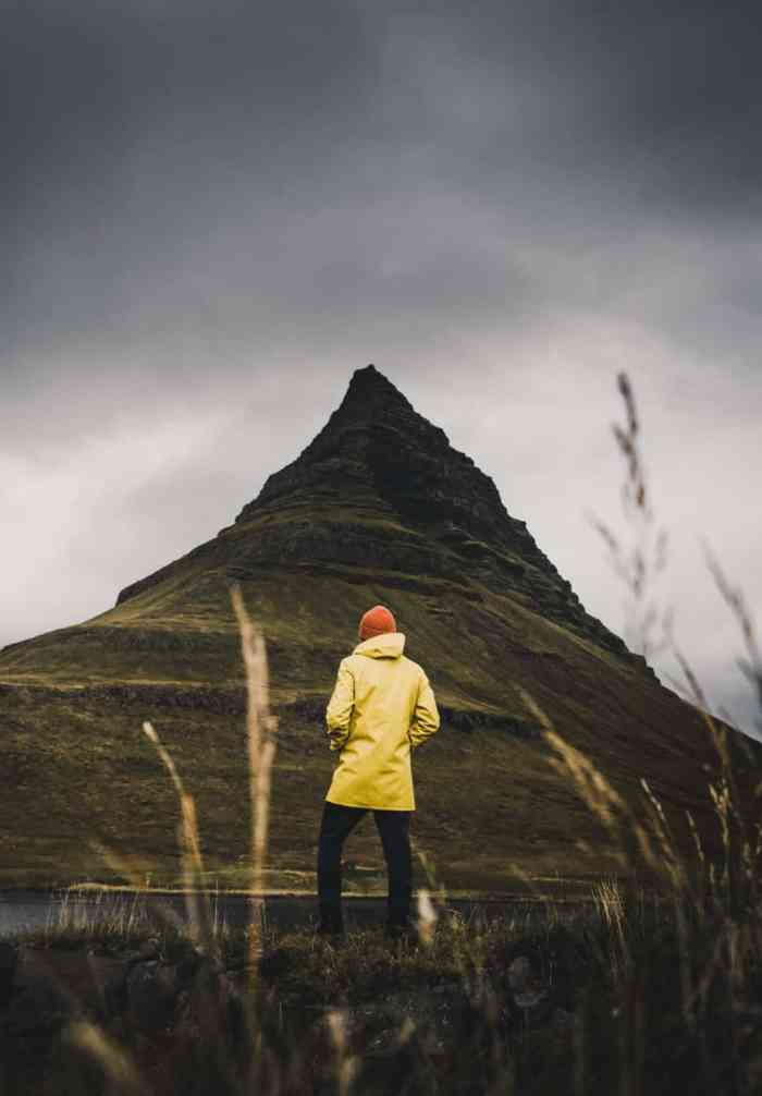 Iceland packing list for men | what to wear in iceland in summer