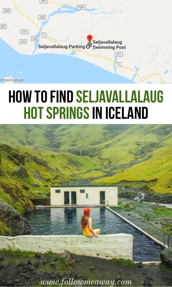 How to find Seljavallalaug hot springs in Iceland | Iceland hot springs | Seljavallalaug swimming pool | free iceland hot springs | iceland on a budget | iceland travel tips | best things to do in Iceland